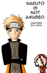 Naruto is NOT Amused.