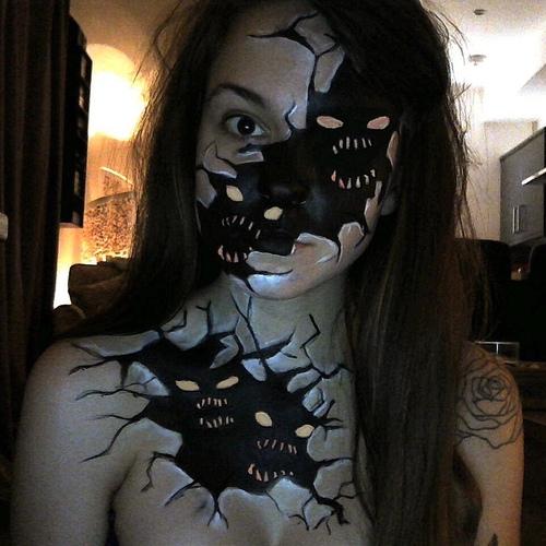 Inner Demons By Lgoresfx On Deviantart