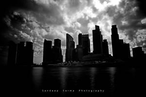dark city by sandeepsarma