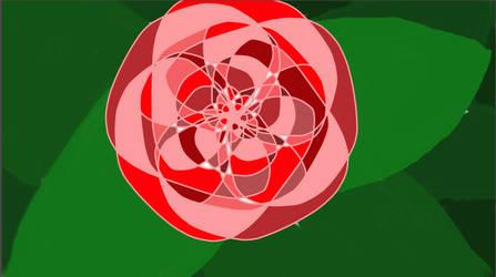 Rose by EglantineAlba