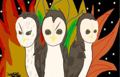 Tyto Relatives by EglantineAlba