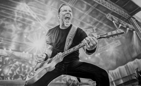 My friend of Misery (James Hetfield)