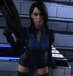 Ashley Williams, Mass Effect