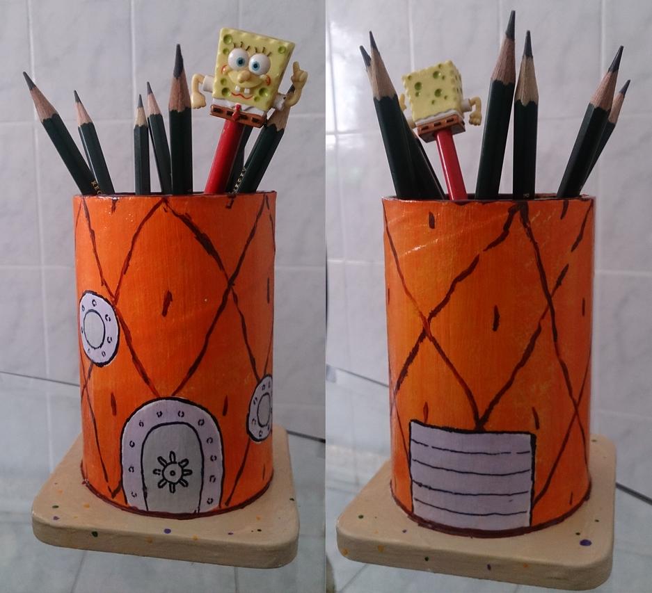 SpongeBob's House by MutanoBr