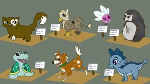 Pony pet adoptables