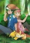 Ash + Serena