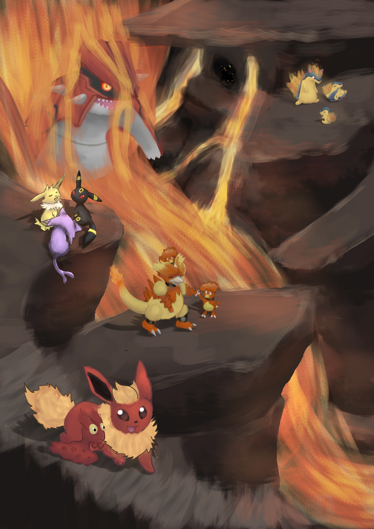 Vulcano viewing by Pikarty10