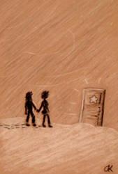 Happy Valentine's Day (Scott Pilgrim) by Box787