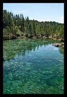Lago delle streghe 2 by VeroFalcioniArt