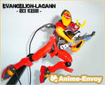 Evangelion-Lagann Rock Version