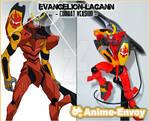 Evangelion-Lagann Combat Ver.