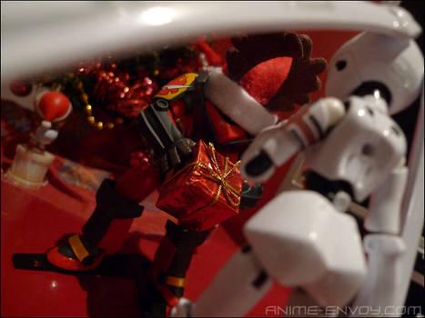 Figure Christmas Day 1