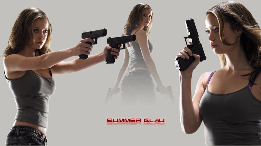 Summer Glau by sanya200