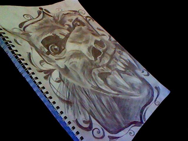 Werewolf by CountVDragulia
