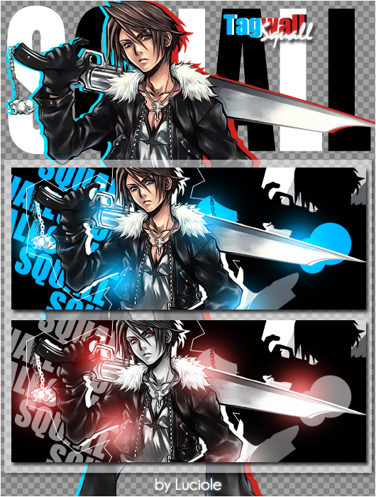 >>>Dyna'Dyna.prod' - Page 14 Tagwall__squall__by_luciole_snk-d4pygt5