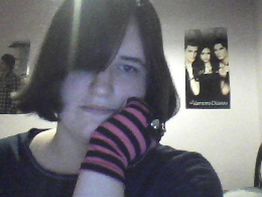 Emo webcam