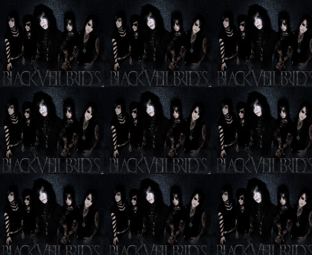 Black Veil Brides Wallpaper By Avrilpunkchick On Deviantart