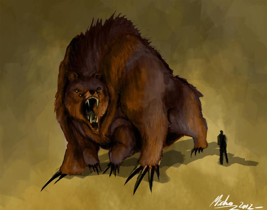 Résultats de recherche d'images pour «bear fantasy»