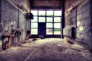 Garage HDR workshop