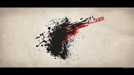 Pull The Trigger Wallpaper