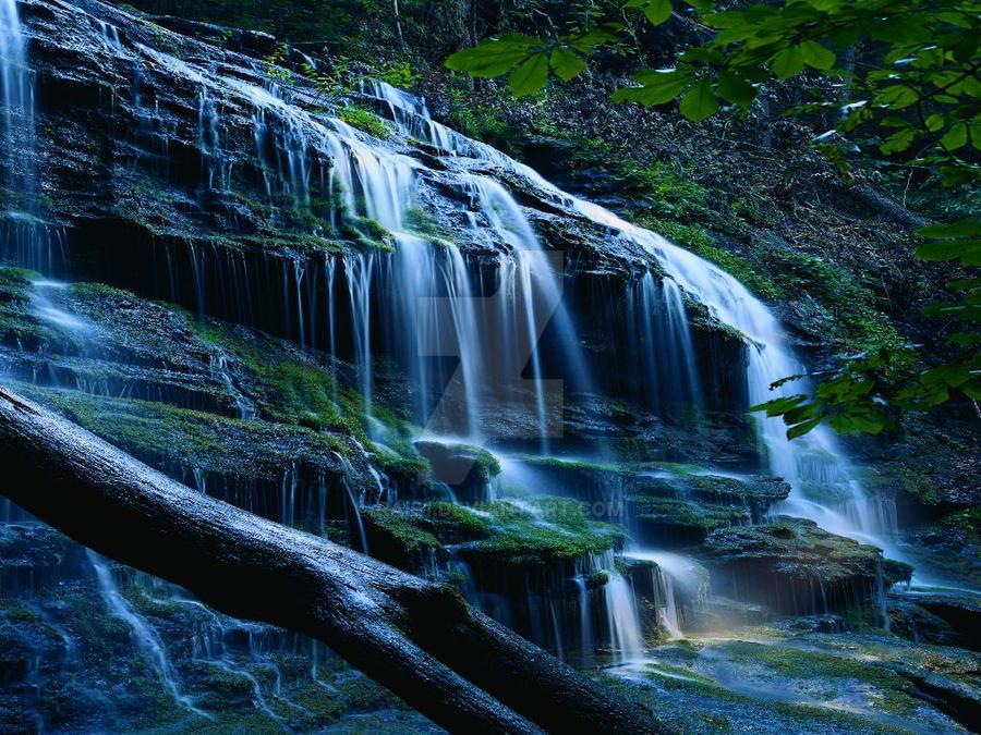 Waterfall by RAIS1