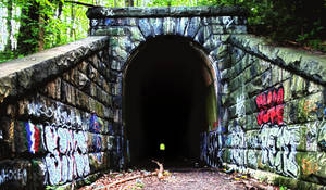 Clinton Tunnel HDR