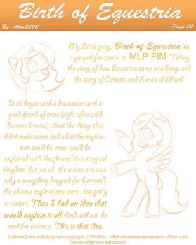 Birth of Equestria p00