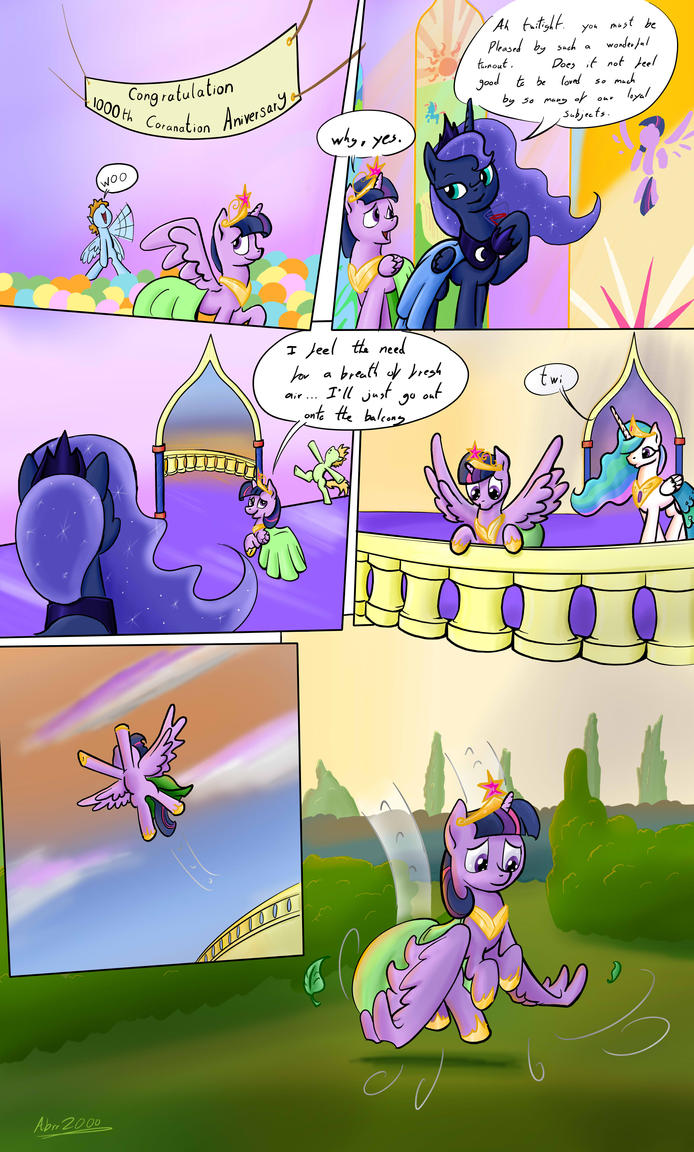 Twiliversary colour Page 1 by Abrr2000