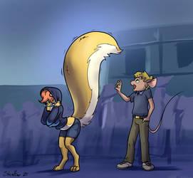Susan's tail