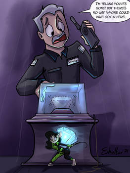 shego, the mouse thief