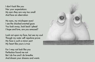 Look Not Upon by meregoddess