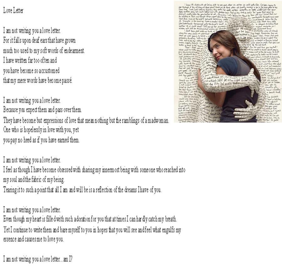 Love Letter by meregoddess