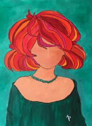 Deb in Curls