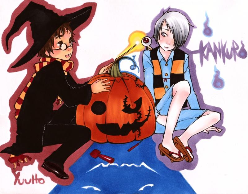 Halloween 2010 by ShikamaCHU