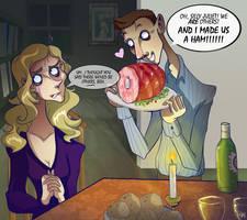 LOST: Ham is an aphrodisiac by Buuya
