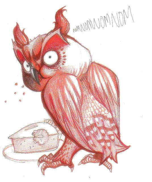 Owltober 13th by Buuya