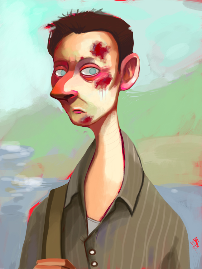 June 01: Benjamin Linus by Buuya