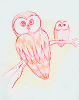 Owltober 7th by Buuya