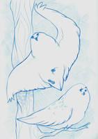Owltober 8th by Buuya