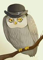 Owltober-15th by Buuya