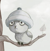 Owltober-16th by Buuya