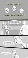LOST: Making Friends by Buuya