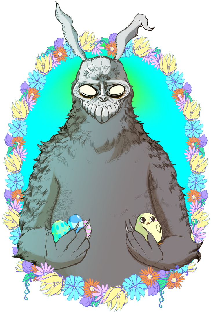 WTF Friday: Happy Easter by Buuya