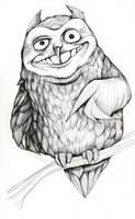 owlo owlo thar by Buuya