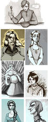 one time in westeros... by Buuya