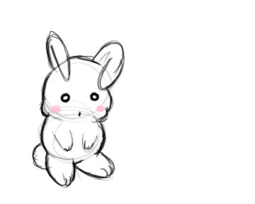 The Hungry Bunny- Animated by Buuya