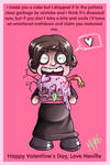 Neville, on Valentine's Day