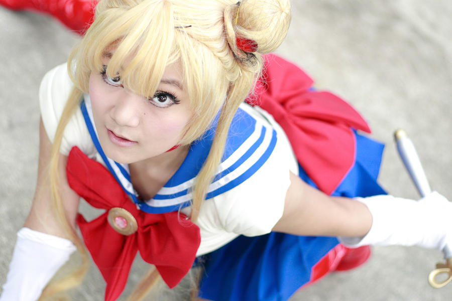 Sailormoon - Usagi by Xeno-Photography