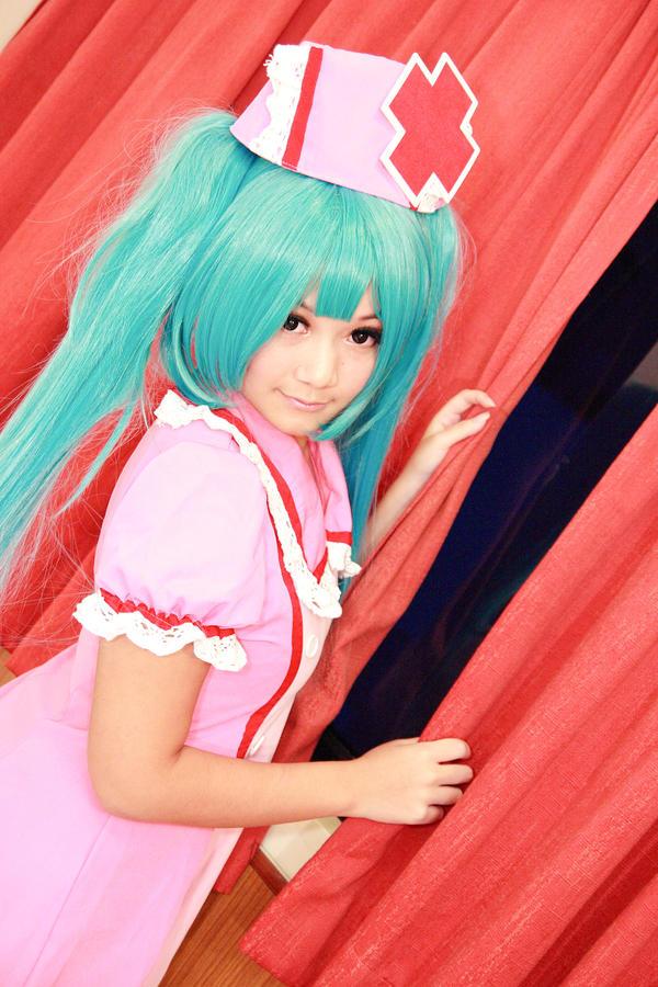 Vocaloid Love Ward - Miku by Xeno-Photography