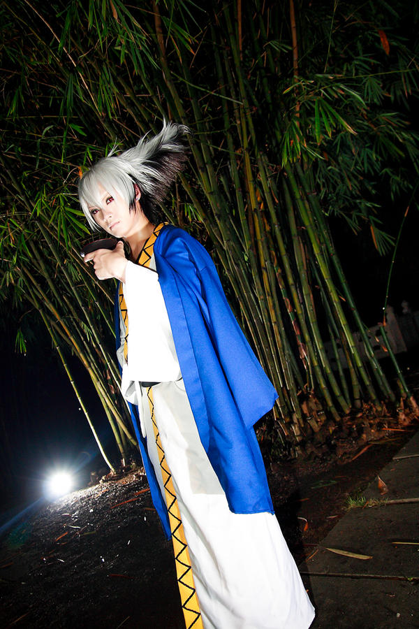 Nurarihyon no Mago - Nura Rikuo by Xeno-Photography